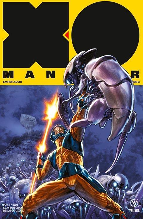 X-O MANOWAR 03