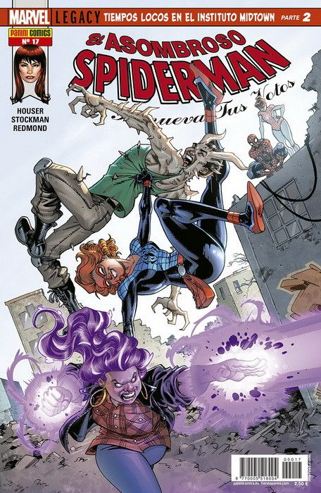 El Asombroso Spiderman: Renueva Tus Votos  17