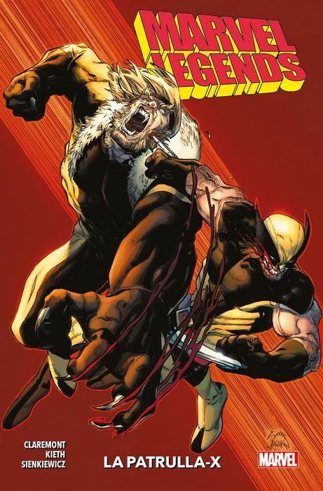 Leyendas de Marvel: La Patrulla-X