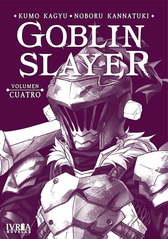 Goblin Slayer (Novela) 04