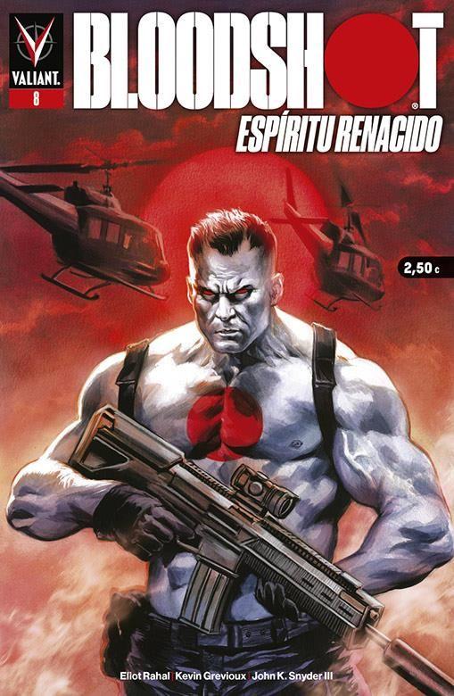 BLOODSHOT ESPÍRITU RENACIDO 08