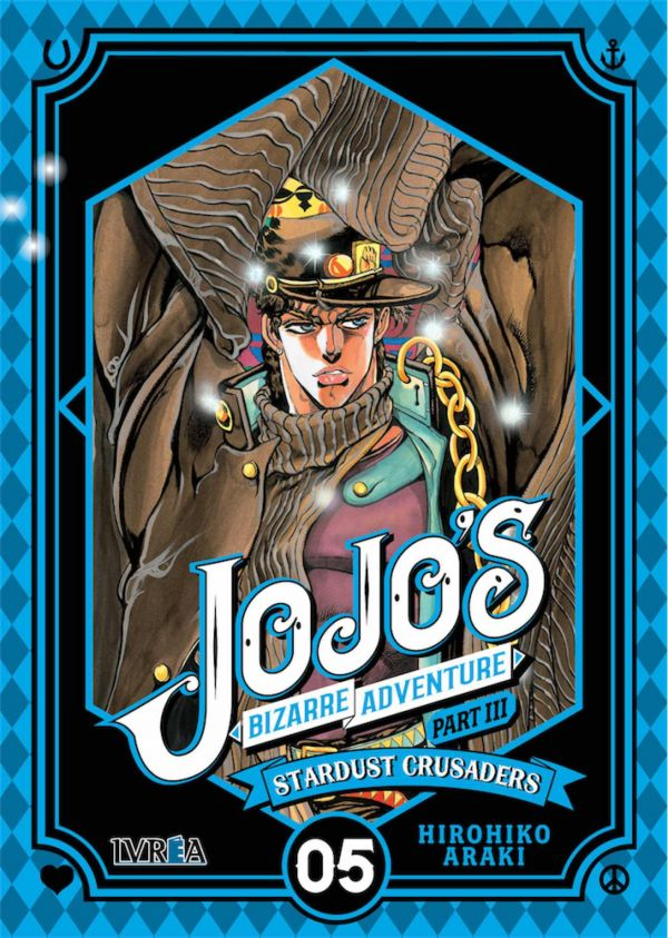 JOJO'S BIZARRE ADVENTURE. PART III : STARDUST CRUSADERS 05