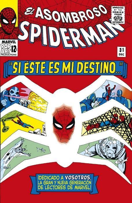 Marvel Facsímil. The Amazing Spider-Man 31