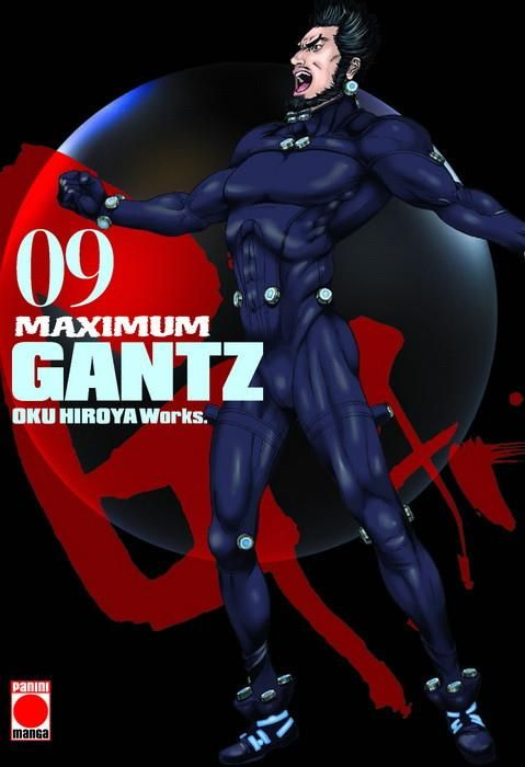 GANTZ MAXIMUM 09