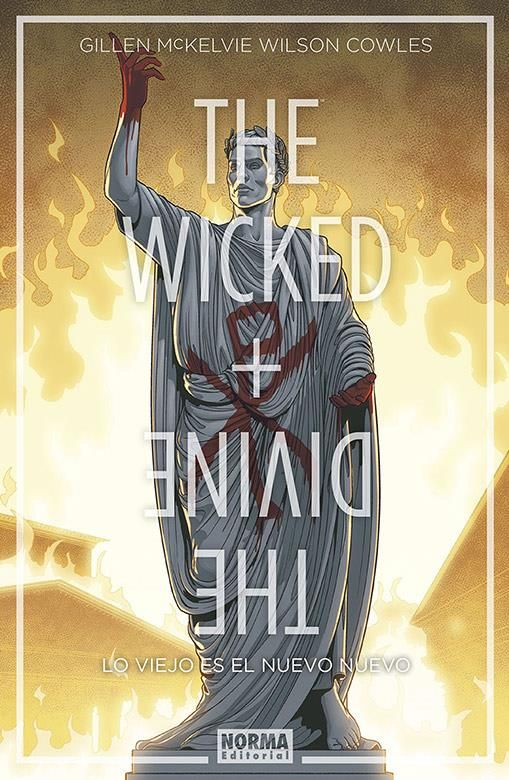 THE WICKED + THE DIVINE Vol. 08
