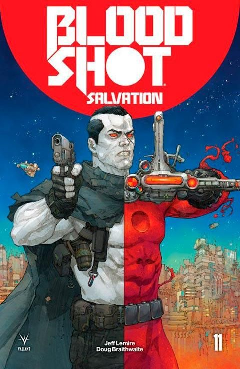 BLOODSHOT SALVATION 11