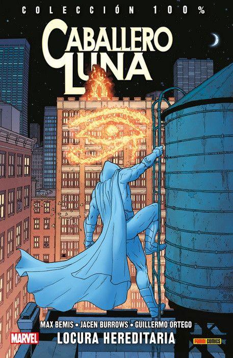 100% Marvel. Caballero Luna 7