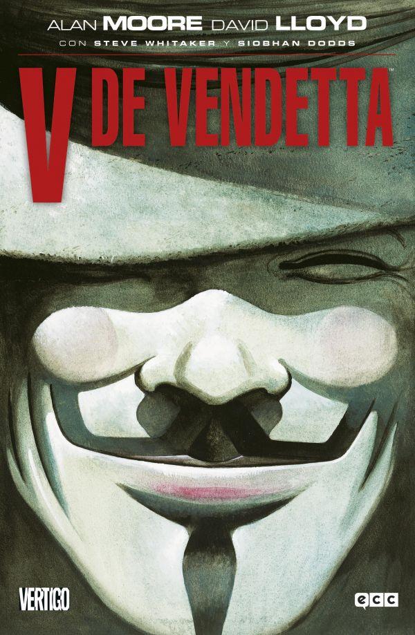 V de Vendetta (Rústica)