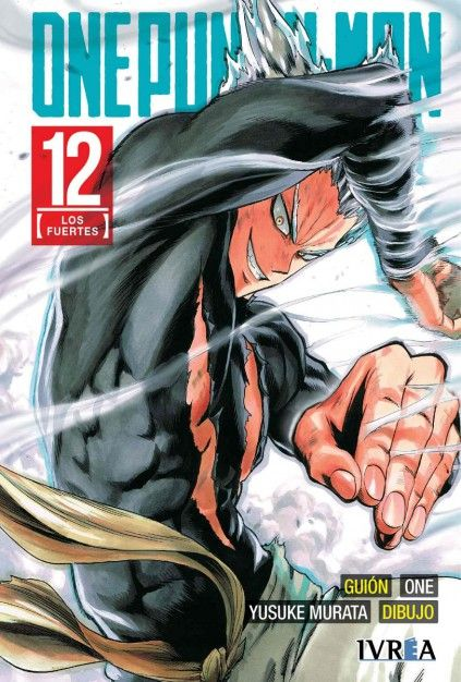 ONE PUNCH MAN 12