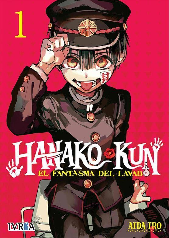 Hanako-Kun. El fantasma del lavabo 01
