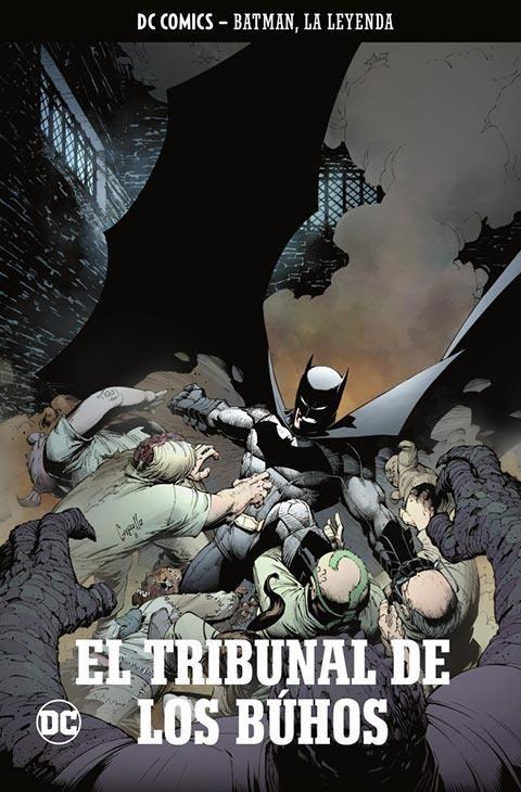 Batman, la leyenda núm. 04: Batman: El tribunal de los búhos