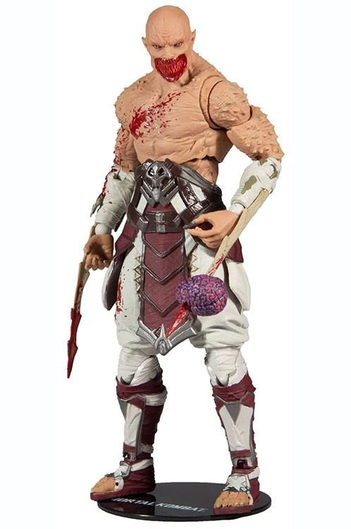 Mortal Kombat 4 Figura Baraka Bloody 18 cm