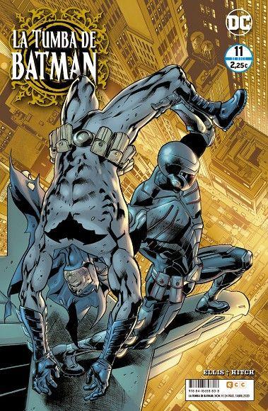 La tumba de Batman 11 (de 12)