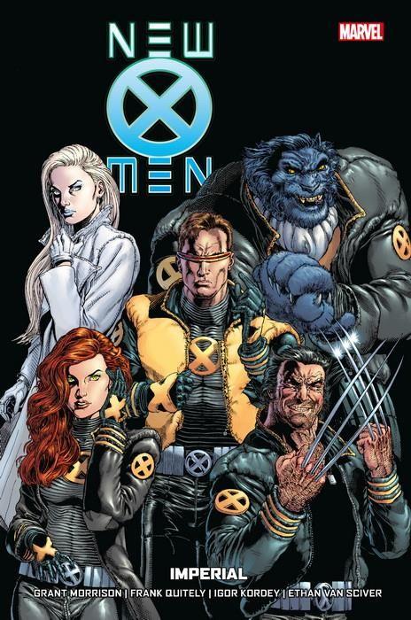 New X-Men 02 de 7. Imperial