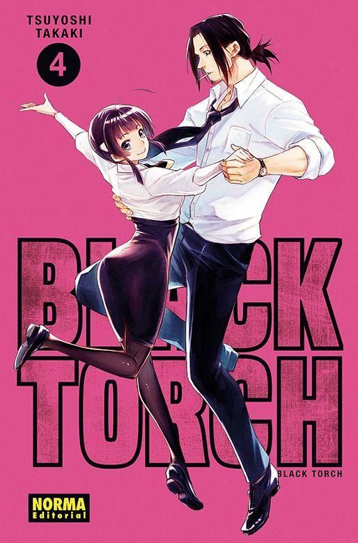 BLACK TORCH 04 (DE 05)