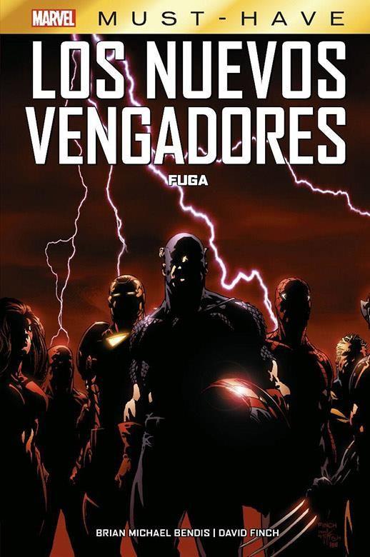 Marvel Must-Have. Los Nuevos Vengadores 01: Fuga