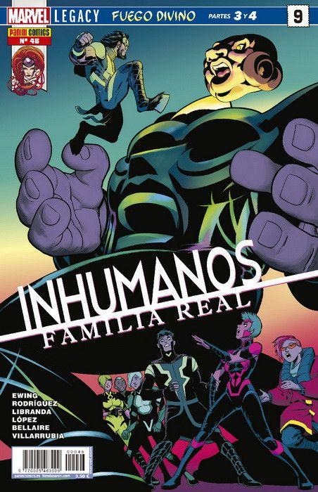 INHUMANOS. FAMILIA REAL 09