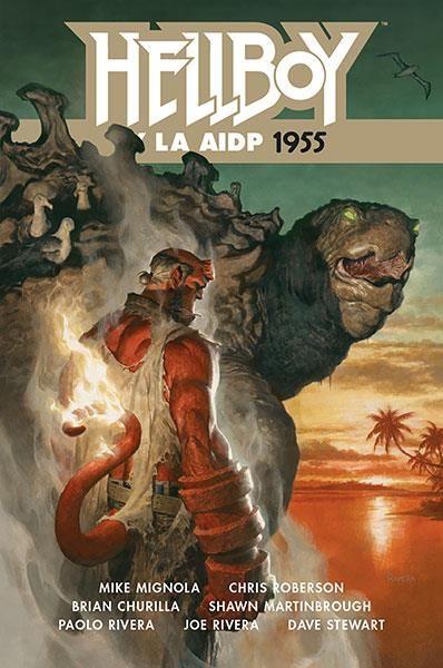 Hellboy Ed. Cartoné 23. Hellboy y la AIDP 1955
