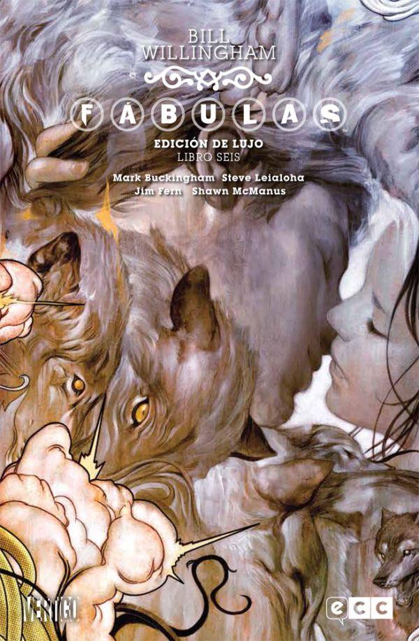 FÁBULAS: EDICIÓN DE LUJO 06