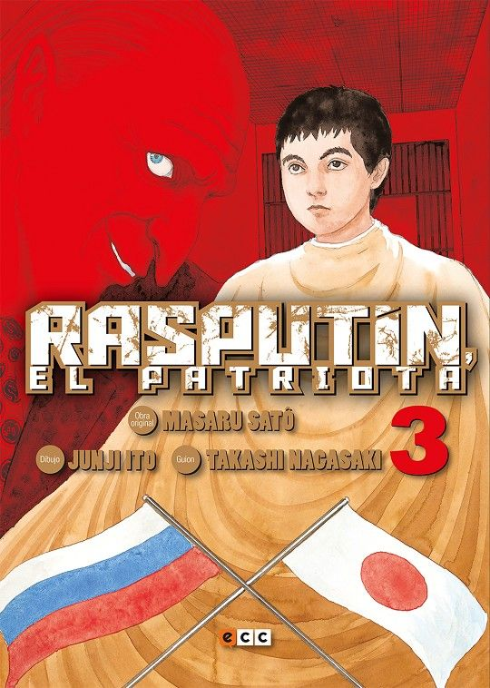 Rasputín, el patriota 03 (de 6)