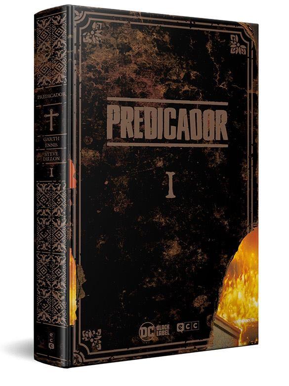 PREDICADOR. EDICIÓN DELUXE 01