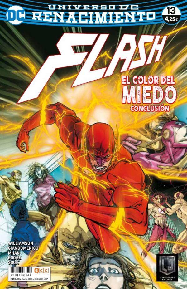 Flash núm.13  (Renacimiento)