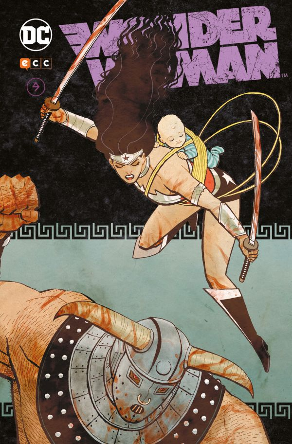 Wonder Woman Coleccionable 09