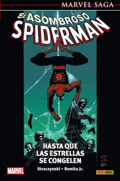 MARVEL SAGA. SPIDERMAN 02