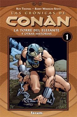 LAS CRÓNICAS DE CONAN 01