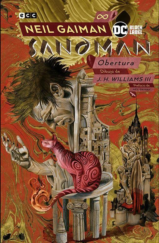 Biblioteca Sandman vol. 00: Obertura