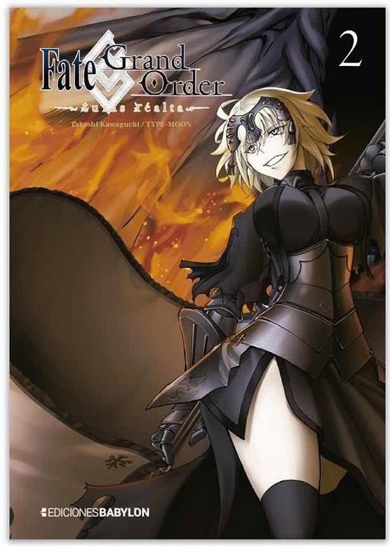 Fate/Grand Order: Turas Realta 02