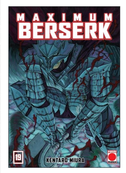 MAXIMUM BERSERK 19
