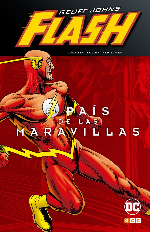 Flash de Geoff Johns 01: El país de las maravillas