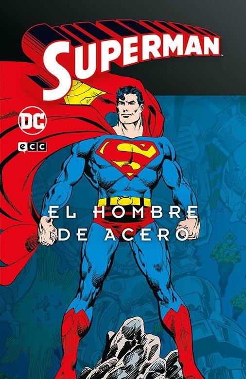 Superman: El hombre de acero de John Byrne  vol. 1 de 4