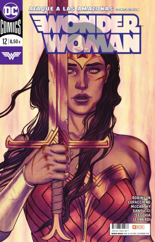 Wonder Woman núm. 12