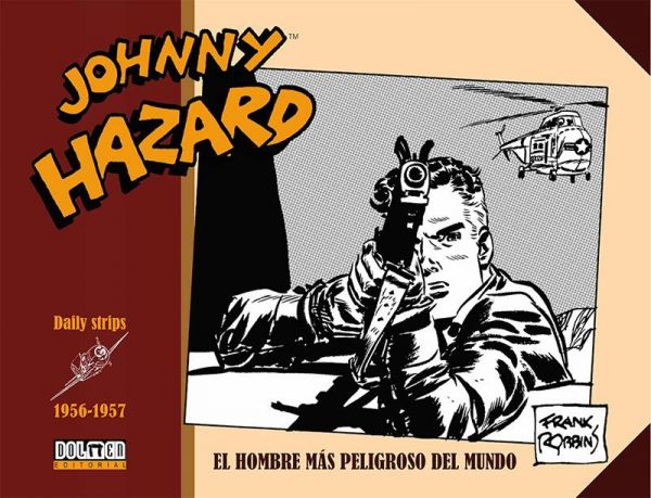 Johnny Hazard 1956-1957