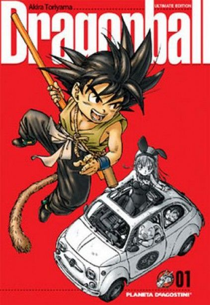DRAGON BALL ULTIMATE EDITION 01