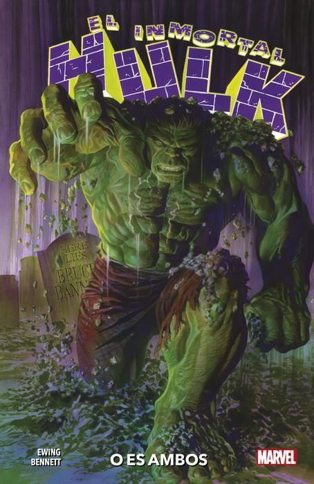 El Inmortal Hulk 01. O es ambos (Marvel Premiere)