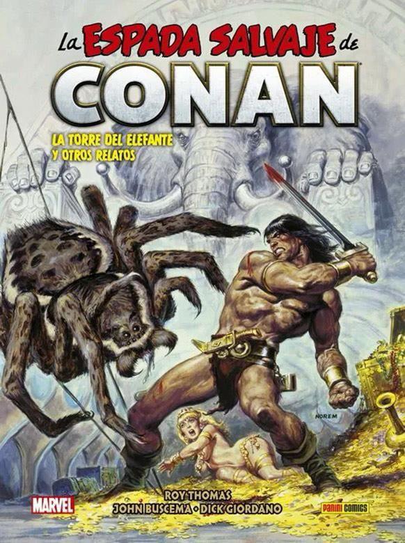 Biblioteca Conan. La Espada Salvaje de Conan 08