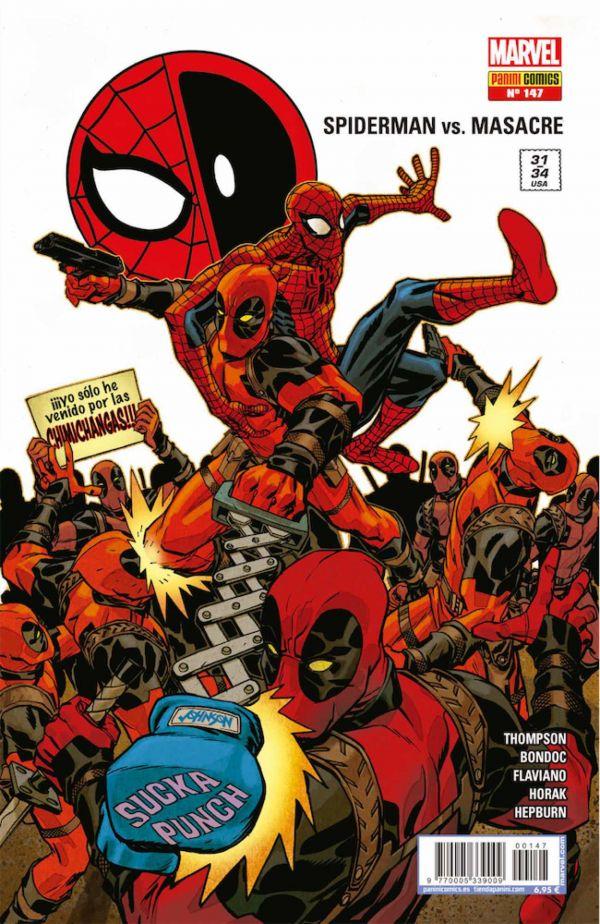 El Asombroso Spiderman 147