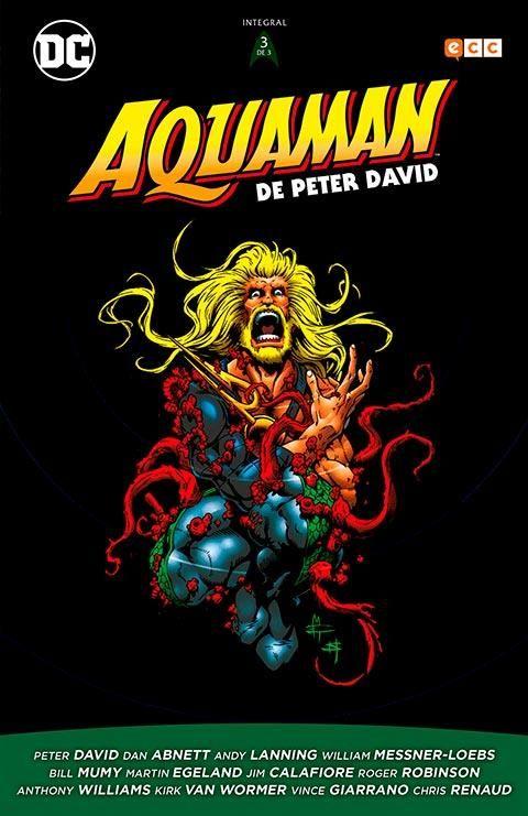 AQUAMAN DE PETER DAVID 03 (DE 03)