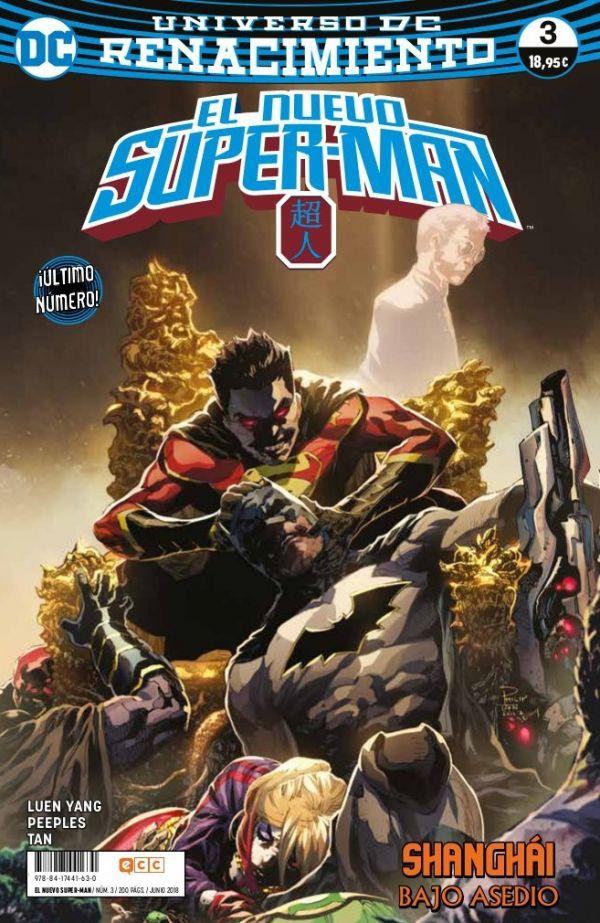 El nuevo Super-man núm. 03 (Renacimiento)