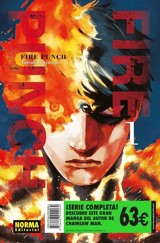 FIRE PUNCH (SERIE COMPLETA)