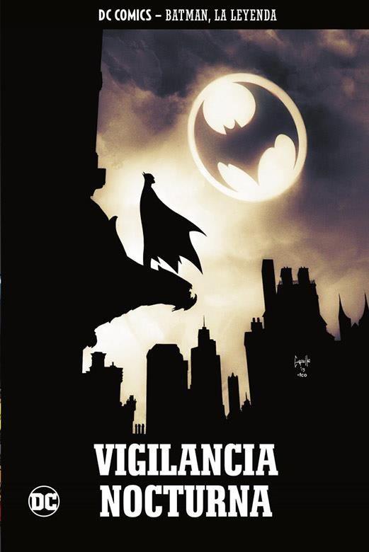 Batman, la leyenda 19. Vigilancia nocturna