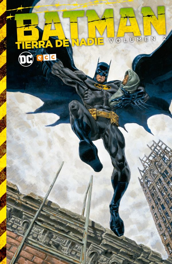 Batman: Tierra de nadie vol. 02