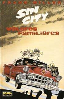 SIN CITY: VALORES FAMILIARES