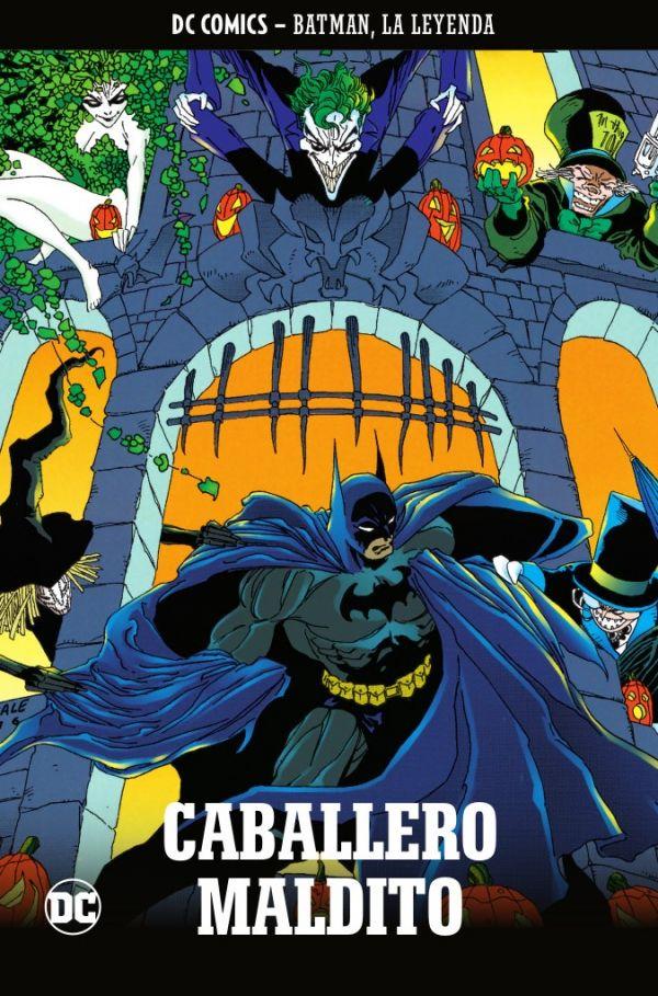 Batman, la leyenda núm. 12