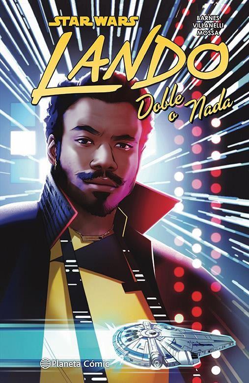Star Wars Lando HC. Doble o nada