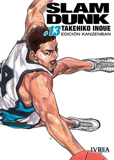 Slam Dunk Edición Kanzenban 13