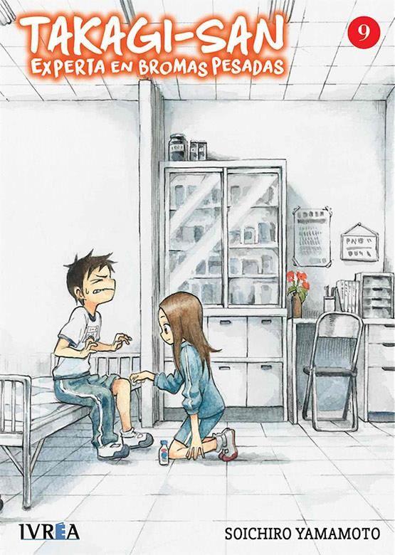 Takagi-san. Experta en bromas pesadas 09